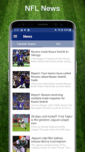 Scores App: Football Live Plays, Stats 2021 Season Apk Download 6
