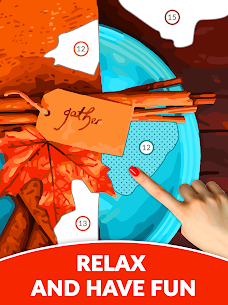 Oil Painting Color by Number – April Coloring Mod Apk 2.77.0 6