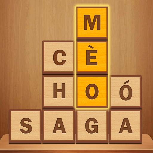 Trò chơi Ghép Chữ: Trò chơi đố chữ