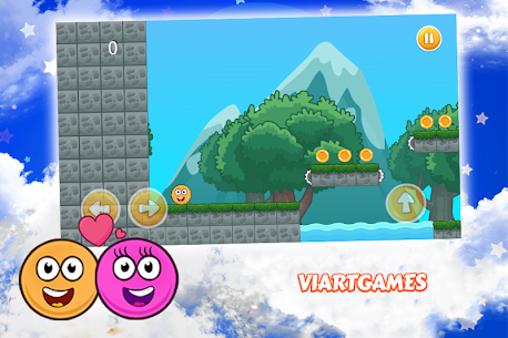 Orange ball and Pink For Pc – Free Download In Windows 7, 8, 10 And Mac 2