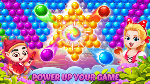 Bubble Shooter - save little puppys 1.0.46 screenshots 2
