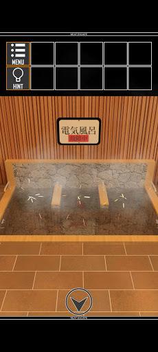 Escape Game:Large communal bath  screenshots 8
