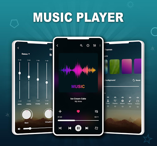 Music Player 3.0.1 screenshots 1