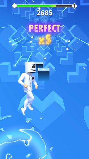 Marshmello Music Dance  screenshots 1