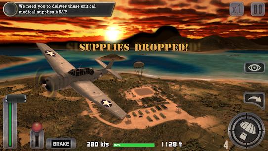 Air Combat Pilot: WW2 Pacific 1.12.007 MOD APK [UNLOCKED ALL WEAPONS] 3