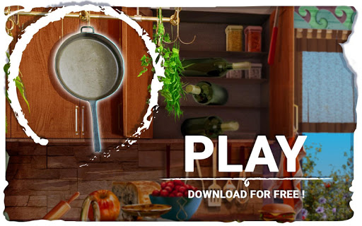 Hidden Objects Messy Kitchen – Cleaning Game  screenshots 3