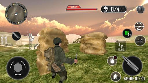 Last Commando Survival: Free Shooting Games 2019 4.4 screenshots 4