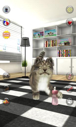 Talking Cat Funny screenshots 4