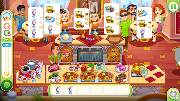 Delicious World - Cooking Restaurant Game