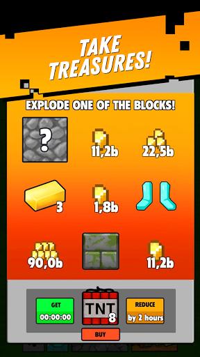 Minetap: Epic Clicker! Tap Crafting & mine heroes screenshots 7