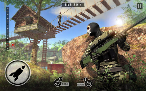 Target Sniper 3d Games 2020 1.2.2 screenshots 1