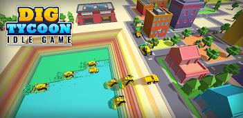 Dig Tycoon - Idle Game kostenlos am PC spielen, so geht es!