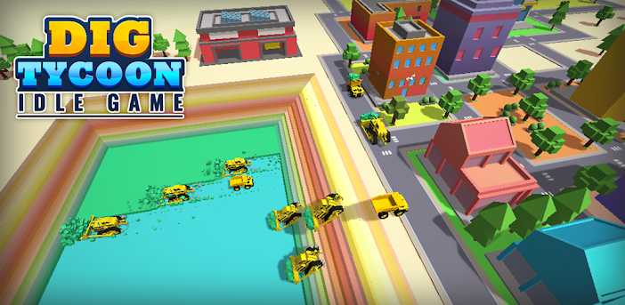 Dig Tycoon - Idle Game