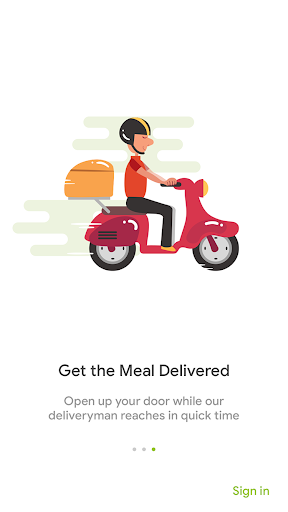 Foodmall - Template 0.0.4 Screenshots 3