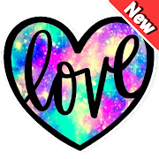 New hearts stickers WAStickerApps