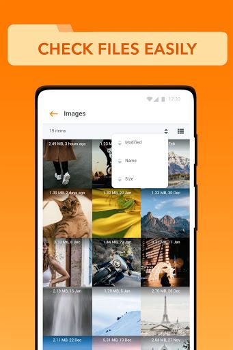 ASTRO File Manager: Storage Organizer & Cleaner screenshots 5