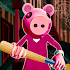 Piggy Family 3D: Scary Neighbor Obby House Escape