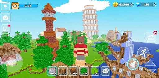 Block World Craft - Mini Craft apkmartins screenshots 1