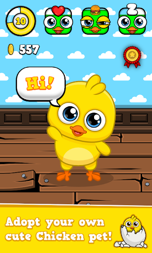 My Chicken - Virtual Pet Game 1.161 Screenshots 6