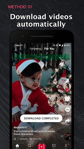 Video Downloader  No Watermark - SnapTik android2mod screenshots 3