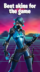 FBR Skins Cool Battle Royale Skins .APK Preview 1