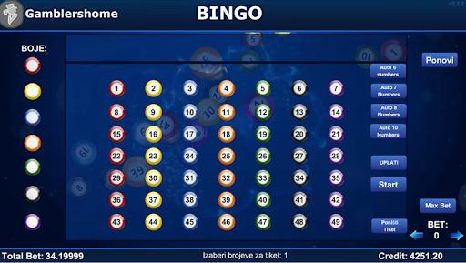 Gamblershome Bingo 2.4.9 screenshots 8