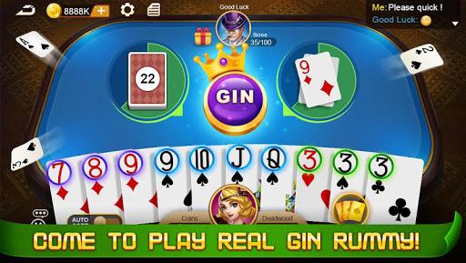 Gin Rummy  screenshots 2