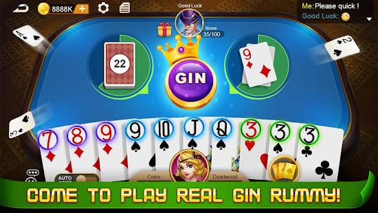 Gin Rummy 1.4.6 Screenshots 2