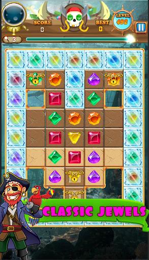Jewel Pirates - Match 3 screenshots 5