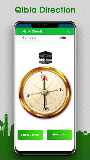 Prayer Times : Salah Time & Qibla Direction 8.1 Screenshots 3