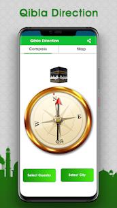 Prayer Times : Salah Time & Qibla Direction 3