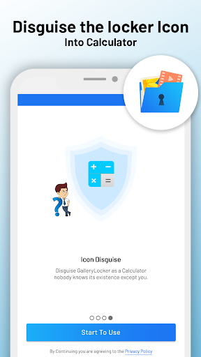 Gallery Vault & Photo Vault:Folder Lock & App Lock 1.42 Screenshots 10