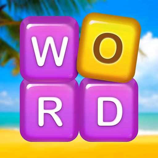 Word Cubes - Find & Swipe Hidden Words