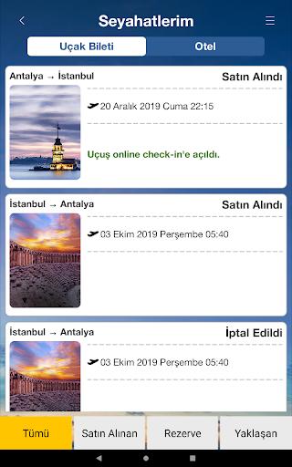 Ucuzabilet - Flight Tickets 3.1.8 Screenshots 14