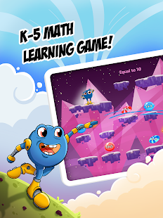 Monster Math 2: Fun Math Games. Kids Grade K-5