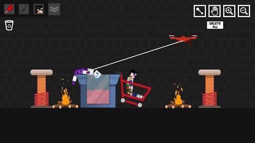 Stick Dragon Playground: Human Z 1.0.7 screenshots 3