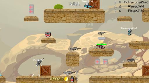 Stickman Multiplayer Shooter 1.092 screenshots 15