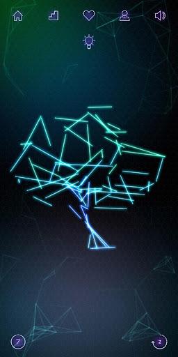 PolyLines 3D - spatial puzzle  screenshots 3