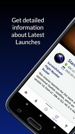 Follow SpaceX  screenshots 3