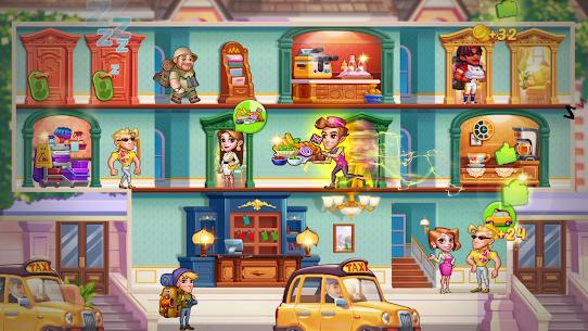 Hotel Craze™: Grand Hotel Cooking Game Mod Apk 1.0.18 (Unlimited Money) 3