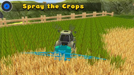 Tractor Farming Driver : Village Simulator 2020 2.3 screenshots 5