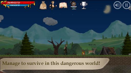 Gothic: ArnaLLiA - RPG platformer 0.7.3 screenshots 6