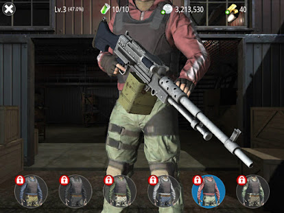 Image For Dead Fire: Zombie shooting Versi 1.3.3.7 22