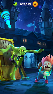 Spirit Run 2 - Temple Zombie