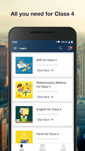 CBSE Class 3 App: NCERT Solutions & Book Questions 3.0.9_class3 screenshots 1