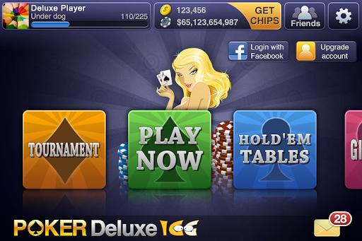 Texas HoldEm Poker Deluxe Pro  screenshots 1