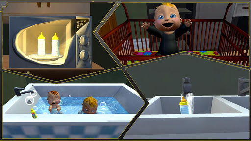 Real Mother Simulator 3D New Baby Simulator Games android2mod screenshots 5