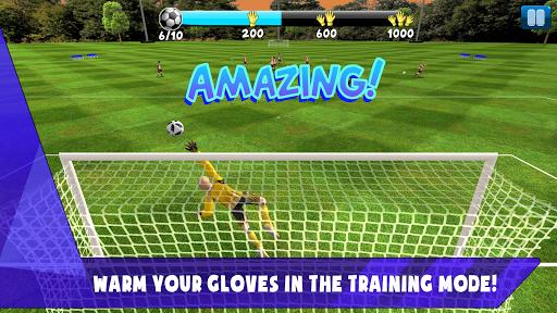 Soccer Goalkeeper 2019 - Soccer Games 1.3.6 Screenshots 1