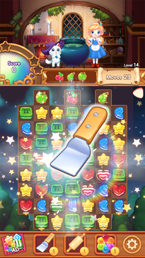 Magical Cookie Land  screenshots 8