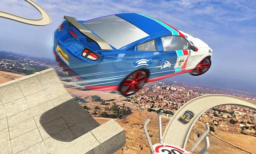 Impossible GT Car Racing Stunts 2021 Apkfinish screenshots 8
